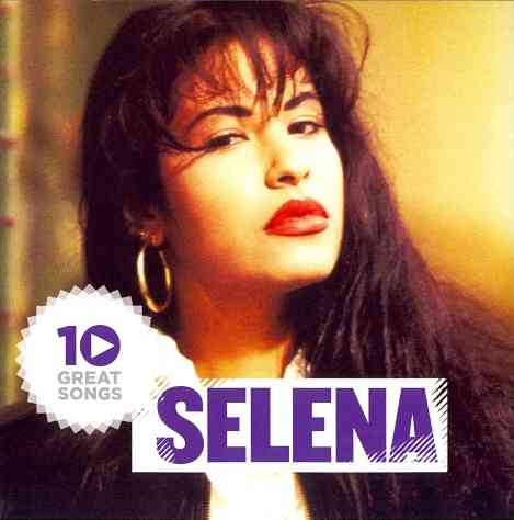 10 GREAT SONGS BY SELENA (CD)